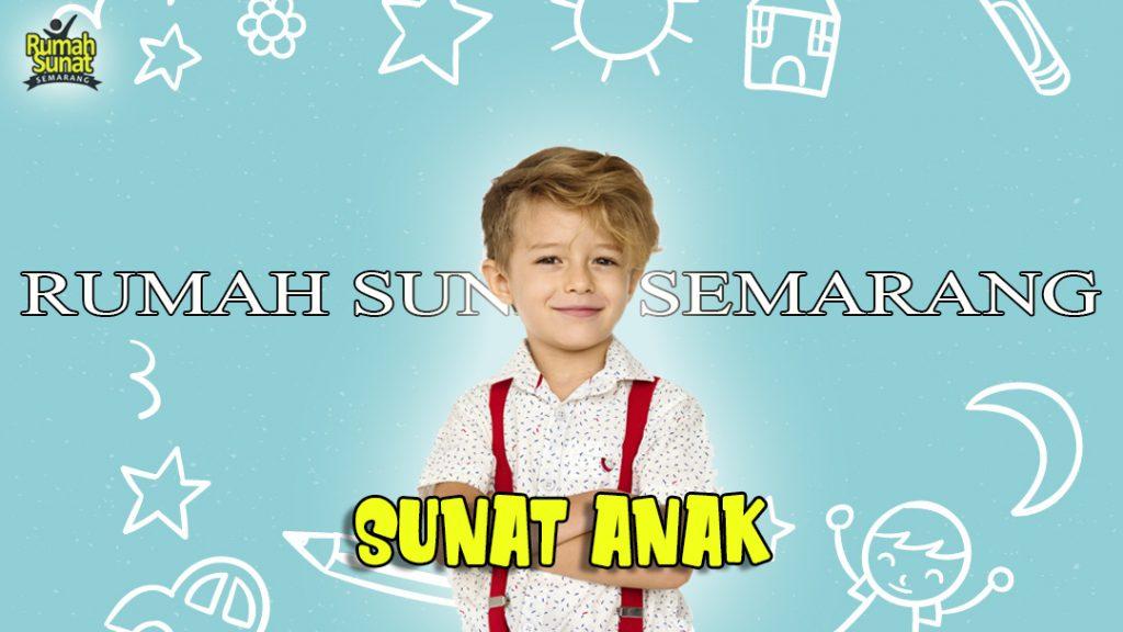 Sunat Anak Di Semarang, Jawa Tengah