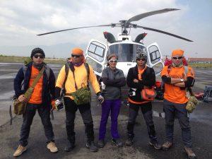 Kisah Dokter pras, Niatnya Ke Everest, Kini Menolong Korban - Rumah Sunat Semarang