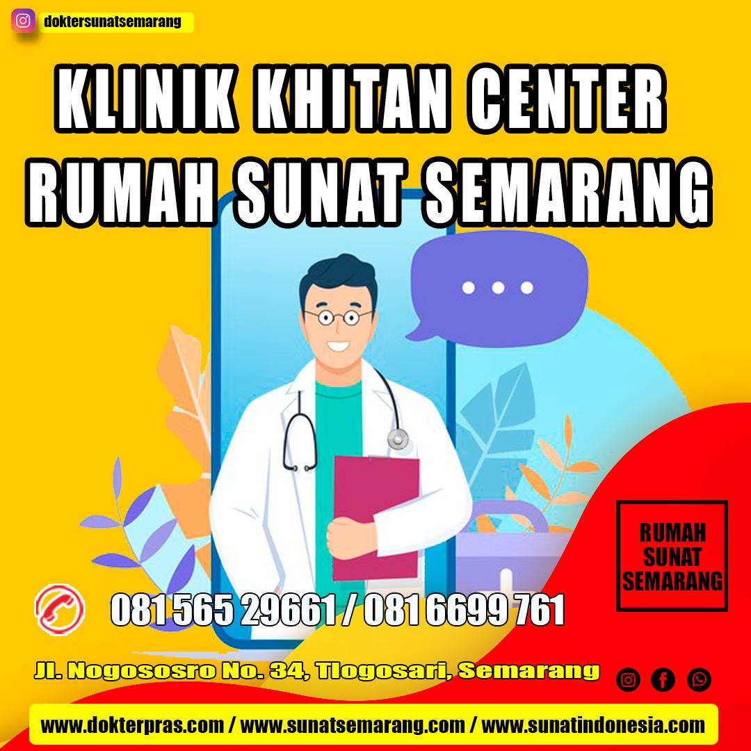 klinik khitan center semarang